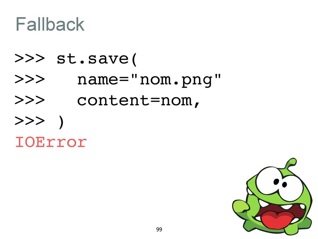 """Fallback >>> st.save(! >>> name=""""nom.png""""! >>> ..."""