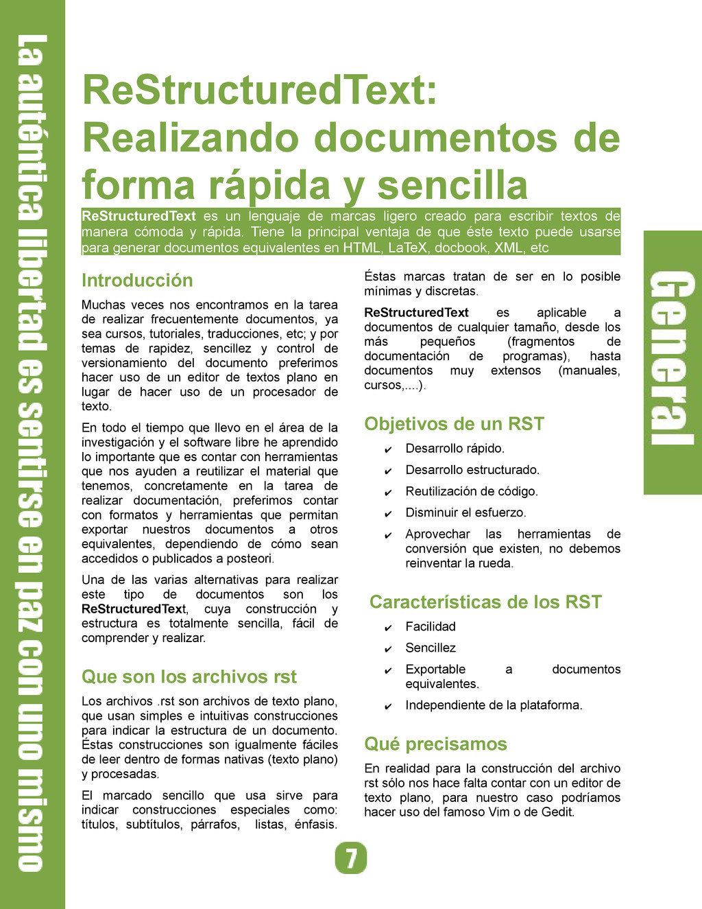 ReStructuredText: Realizando documentos de form...