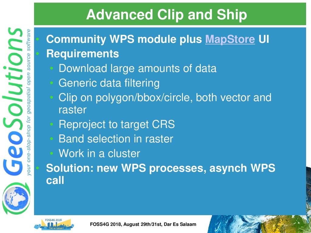 Advanced Clip and Ship • Community WPS module p...