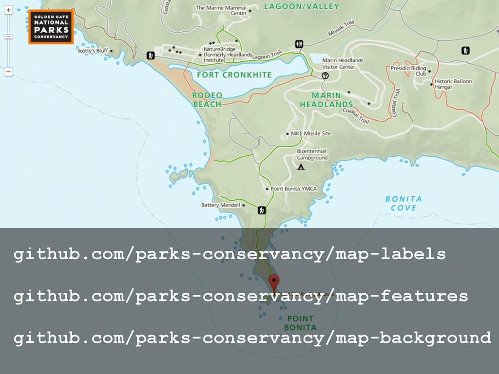 github.com/parks-conservancy/map-labels ! githu...