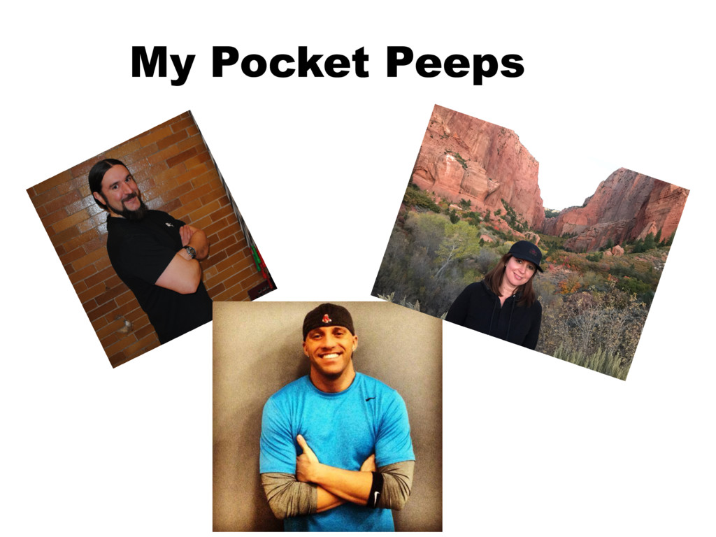 My Pocket Peeps