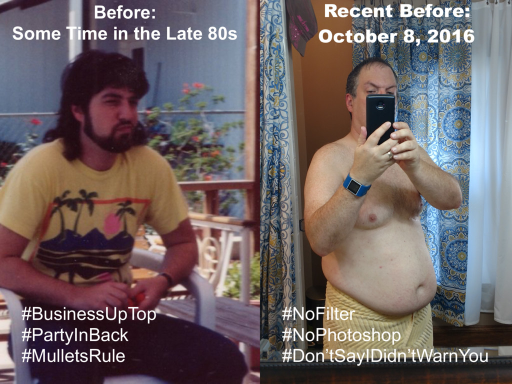 Recent Before: October 8, 2016 #NoFilter #NoPho...