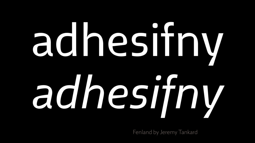 adhesifny adhesifny Fenland by Jeremy Tankard