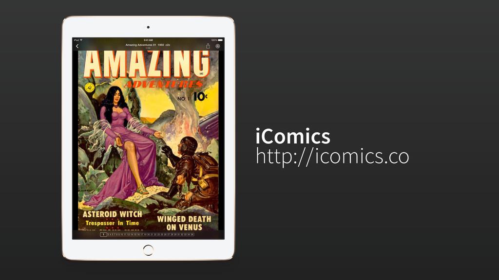 iComics http://icomics.co