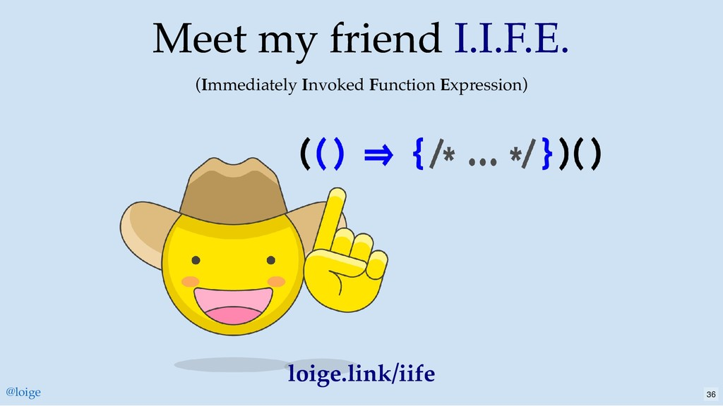 Meet my friend Meet my friend I.I.F.E. I.I.F.E....
