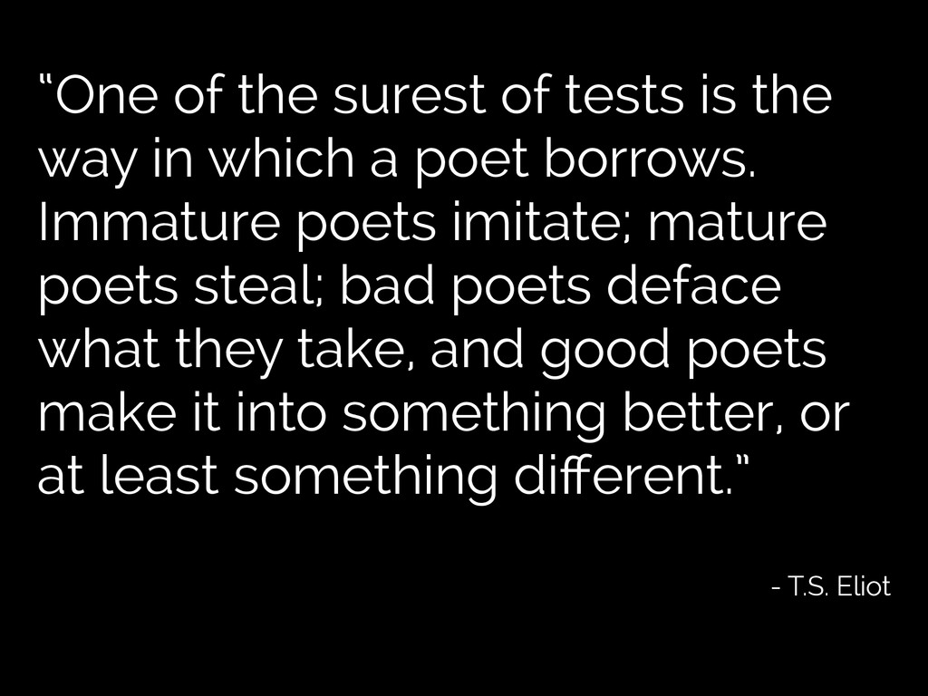 """""""One of the surest of tests is the way in which..."""