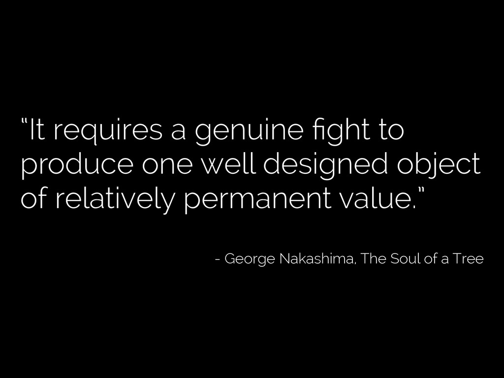 """""""It requires a genuine fight to produce one well..."""