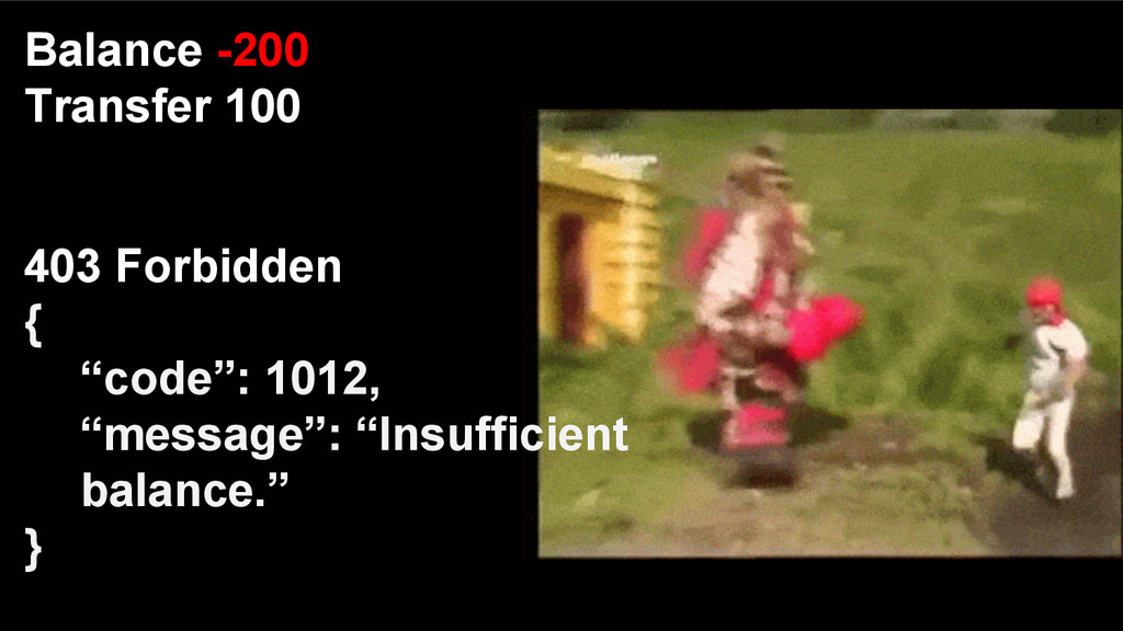 """403 Forbidden { """"code"""": 1012, """"message"""": """"Insuf..."""