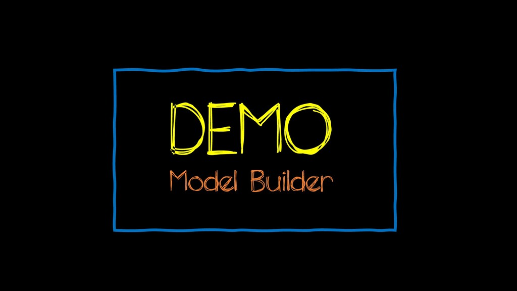 DEMO Model Builder