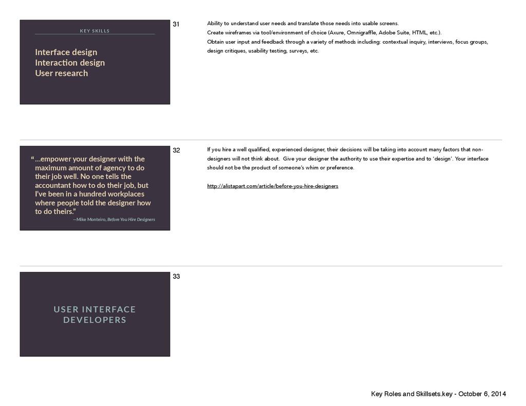 Interface design  InteracRon design  User ...