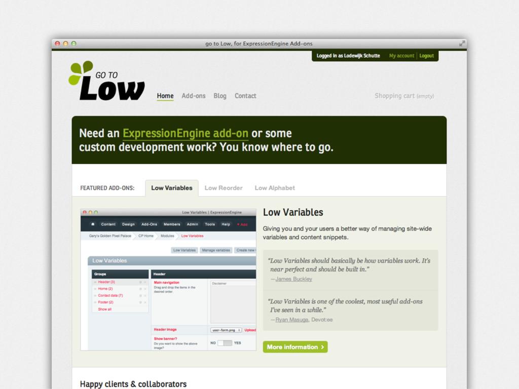 gotolow.com