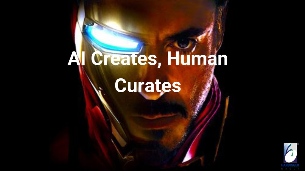 AI Creates, Human Curates