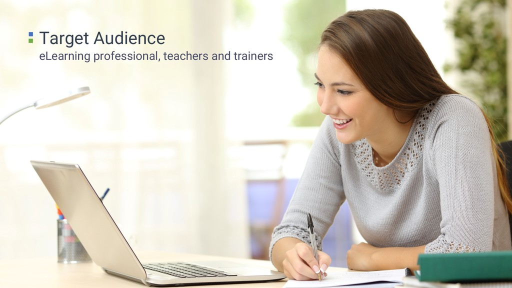 eLearning professional, teachers and trainers T...
