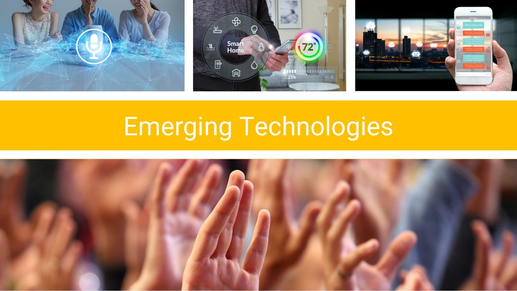 Emerging Technologies Are we ready for emerging...