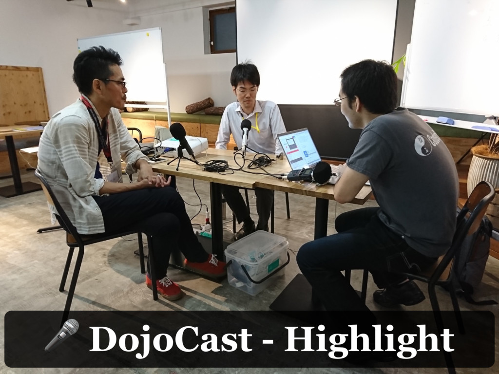 DojoCast - Highlight