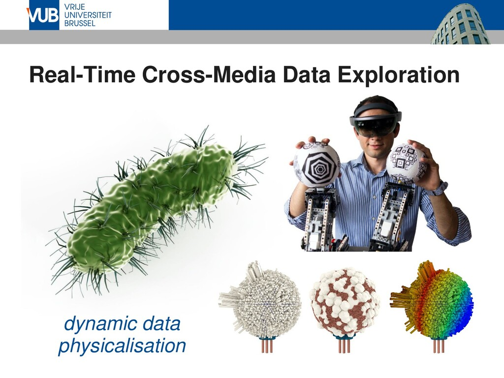 Real-Time Cross-Media Data Exploration dynamic ...