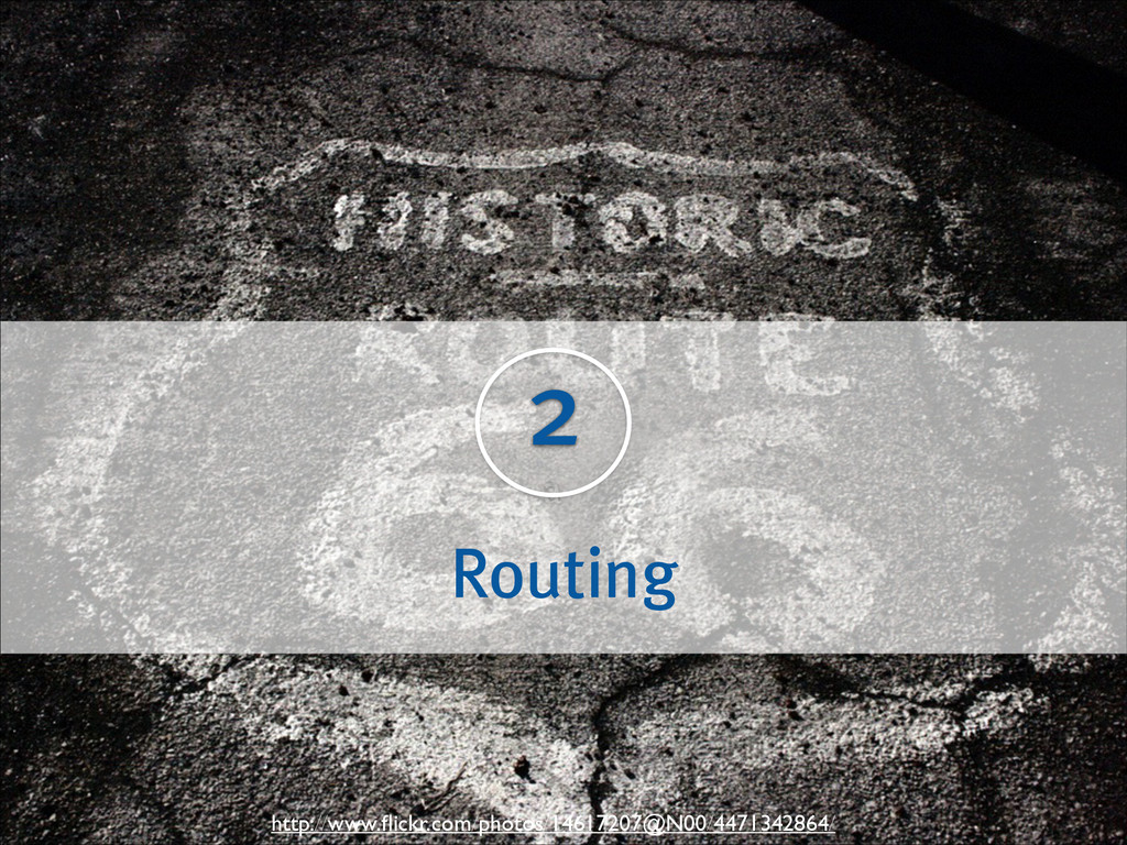 a 2 Routing http://www.flickr.com/photos/1461720...