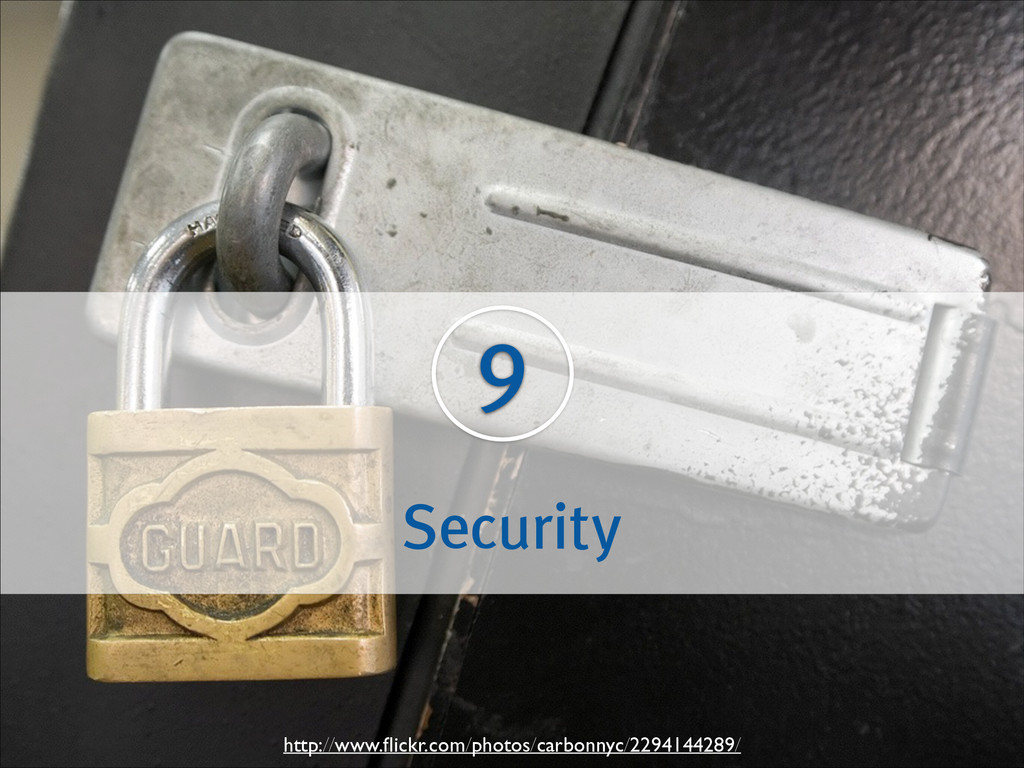 Security 9 http://www.flickr.com/photos/carbonny...