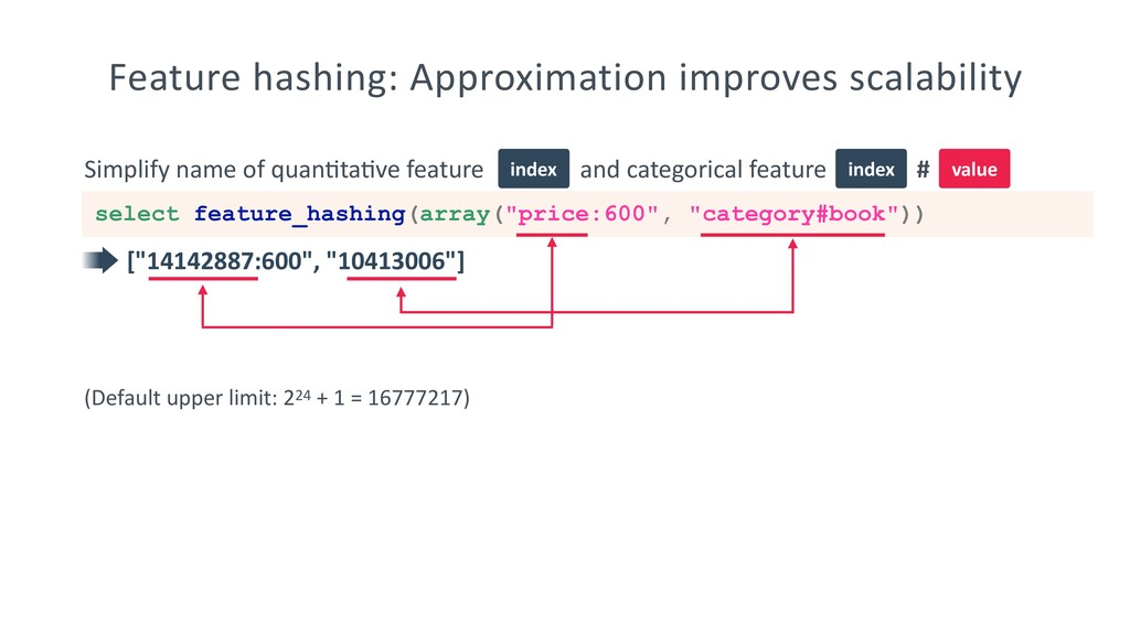 Simplify name of quanctacve feature and categor...