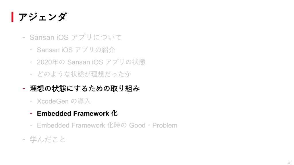 - Sansan iOS アプリについて - Sansan iOS アプリの紹介 - 2020...