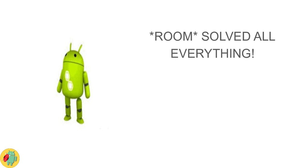 *ROOM* SOLVED ALL EVERYTHING!