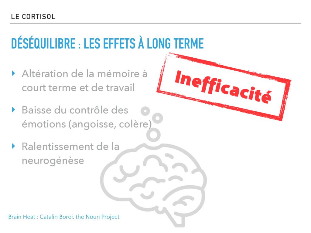 LE CORTISOL DÉSÉQUILIBRE : LES EFFETS À LONG TE...
