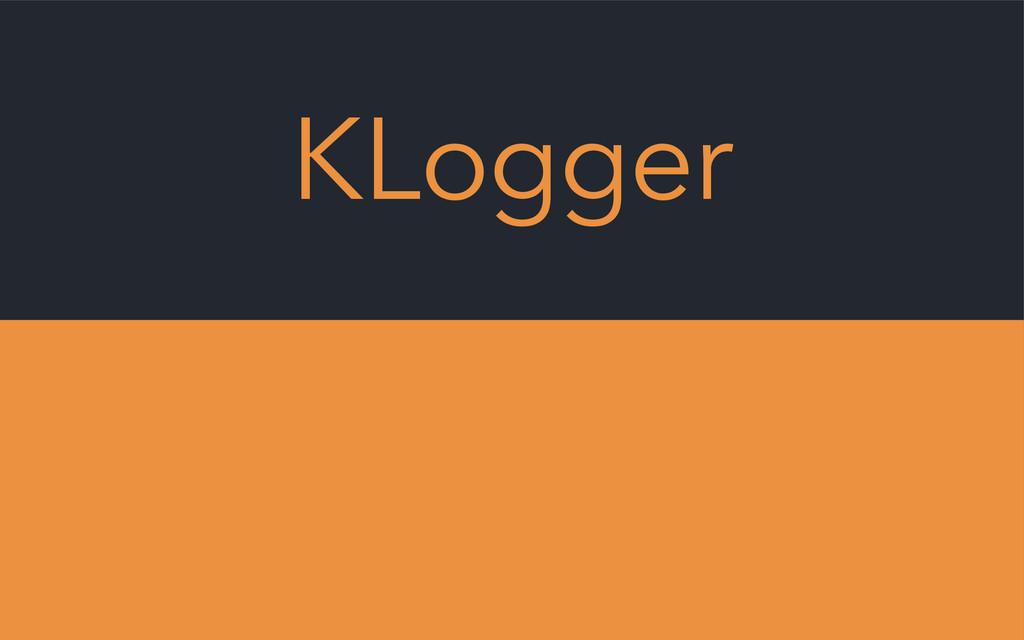 KLogger