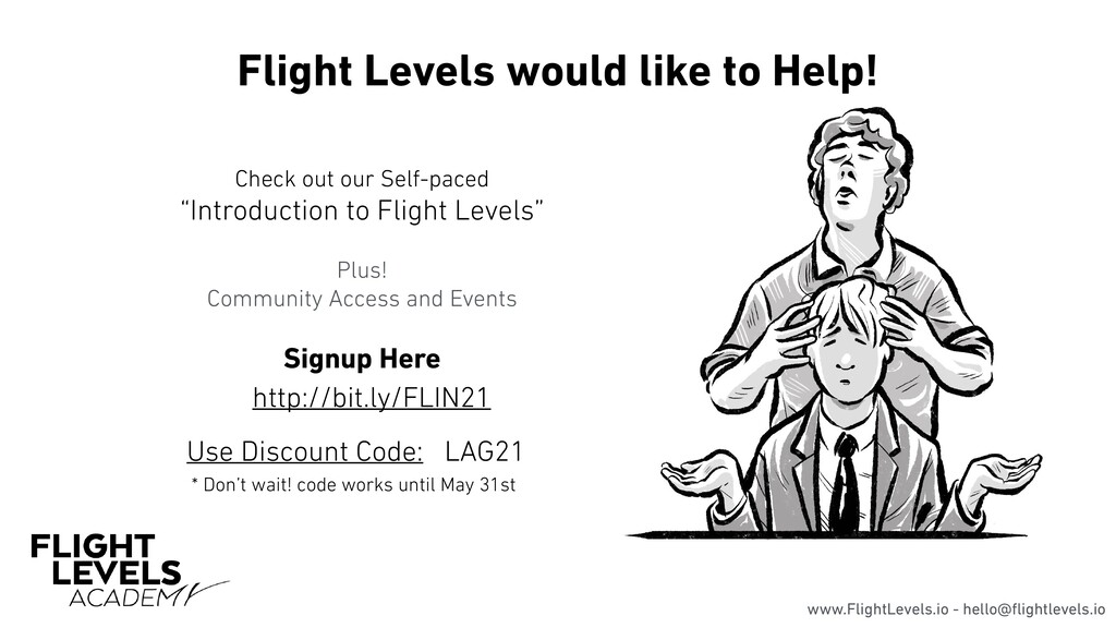 www.FlightLevels.io - hello@ fl ightlevels.io F...