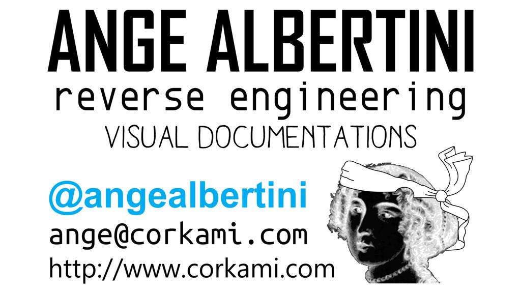 Ange Albertini reverse engineering & visual doc...