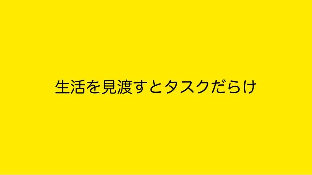 ੜ׆Λݟ͢ͱλεΫͩΒ͚