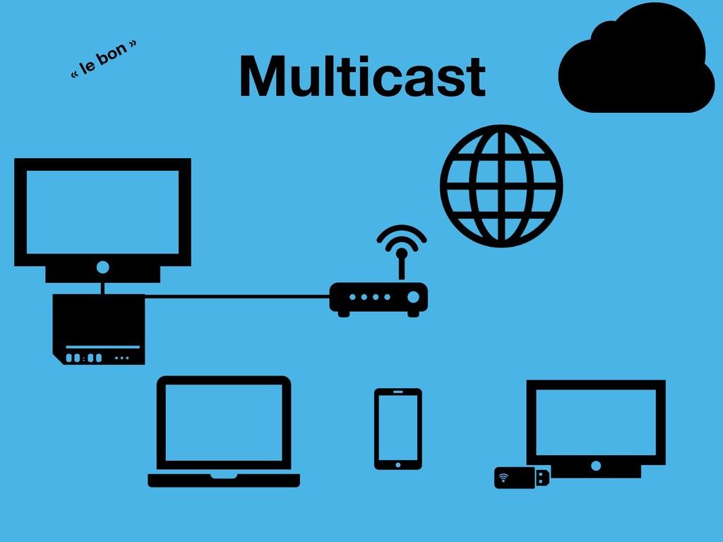 Multicast « le bon »