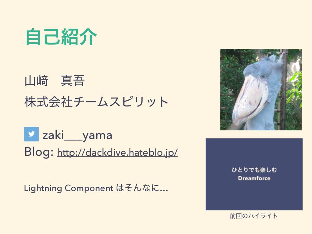 ࣗݾհ 㟒ɹਅޗ גࣜձࣾνʔϜεϐϦοτ zaki___yama Blog: htt...
