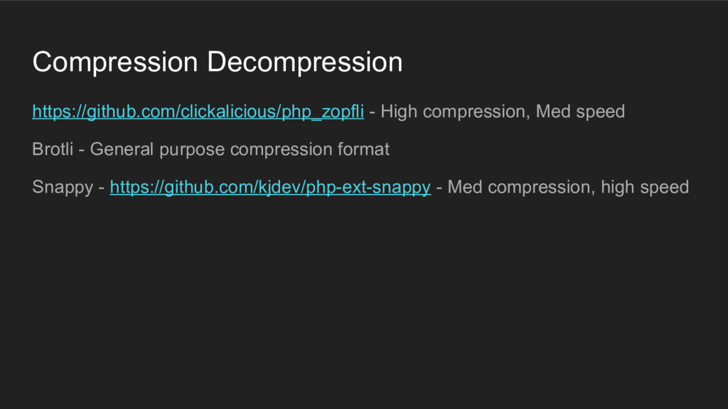 Compression Decompression https://github.com/cl...