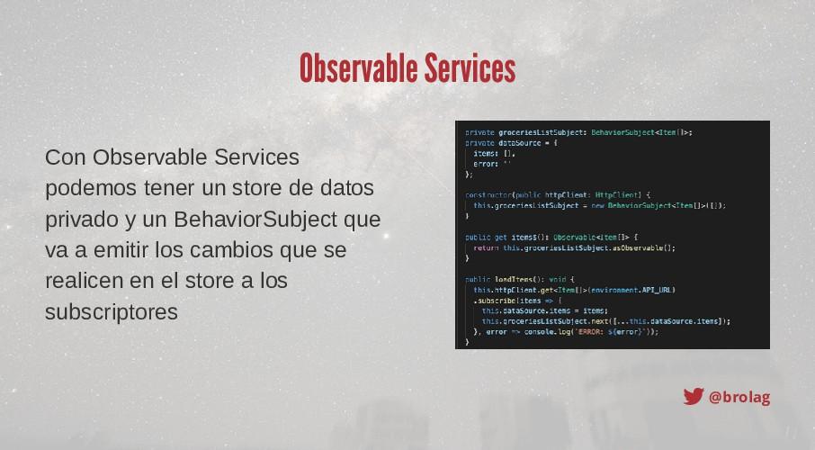 @brolag Observable Services Con Observable Serv...
