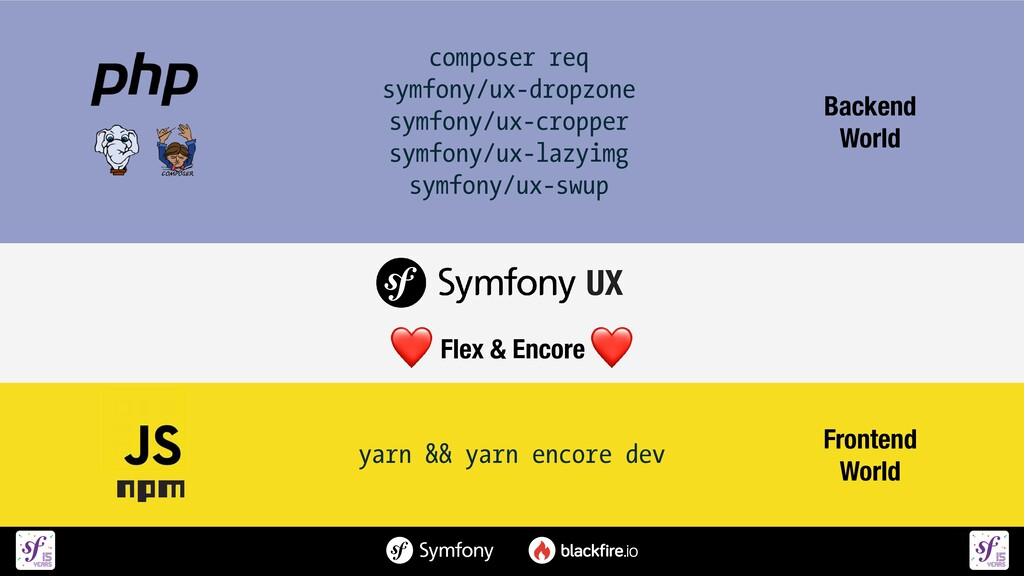 composer req  symfony/ux-dropzone  symfony/ux...