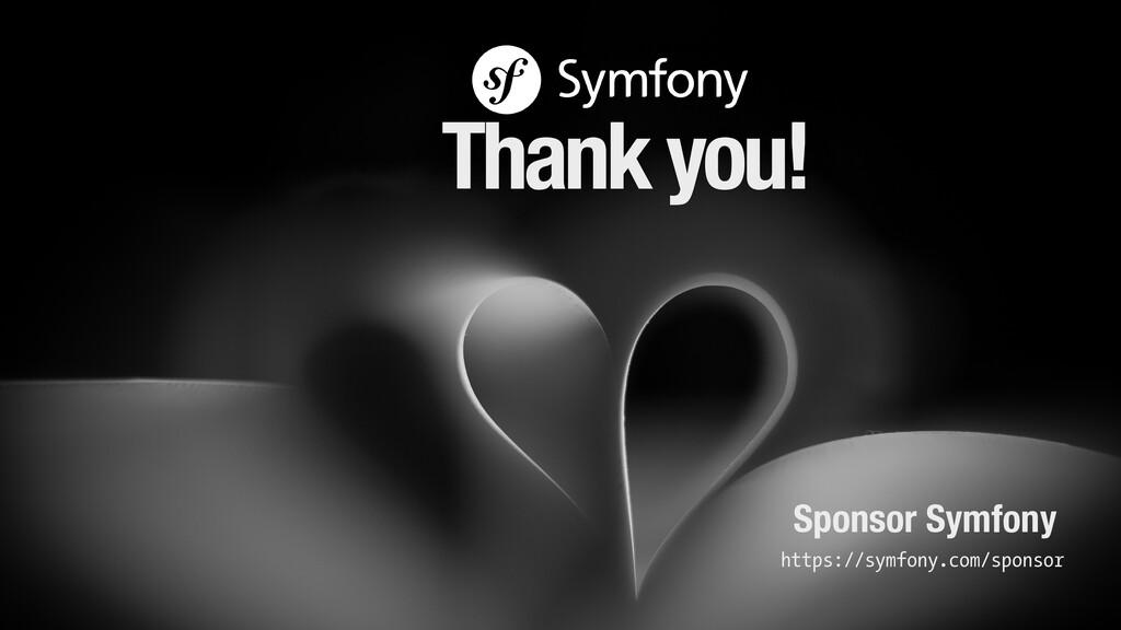 https://symfony.com/sponsor Sponsor Symfony Tha...
