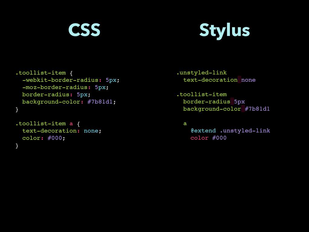 .toollist-item {! -webkit-border-radius: 5px;! ...