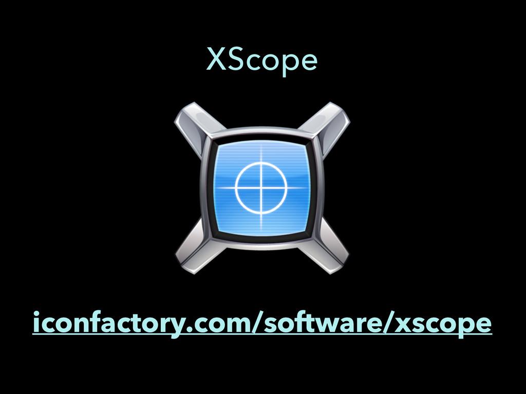 iconfactory.com/software/xscope XScope