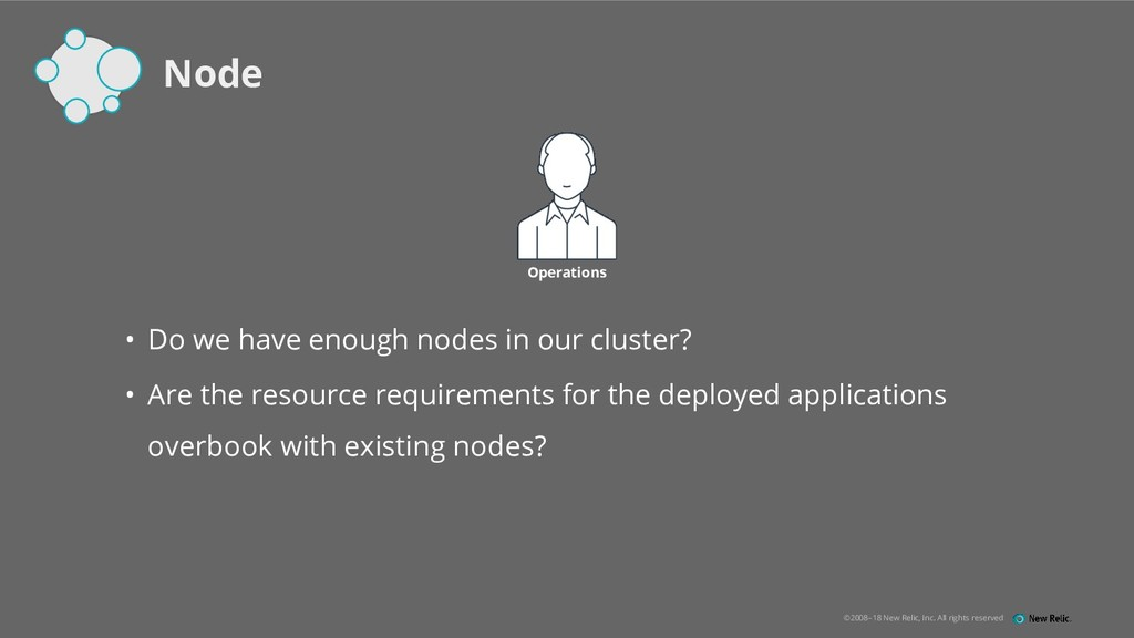 ©2008–18 New Relic, Inc. All rights reserved • ...