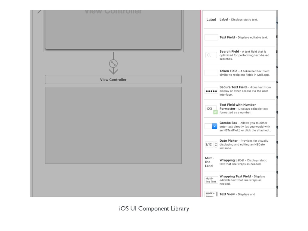 iOS UI Component Library