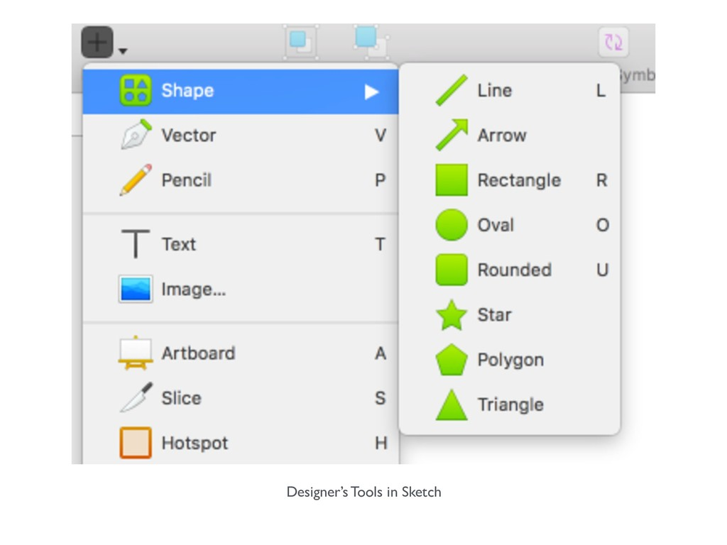 Designer's Tools in Sketch
