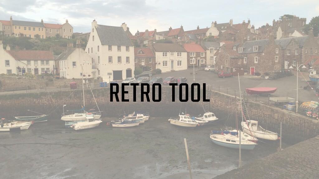 retro tool
