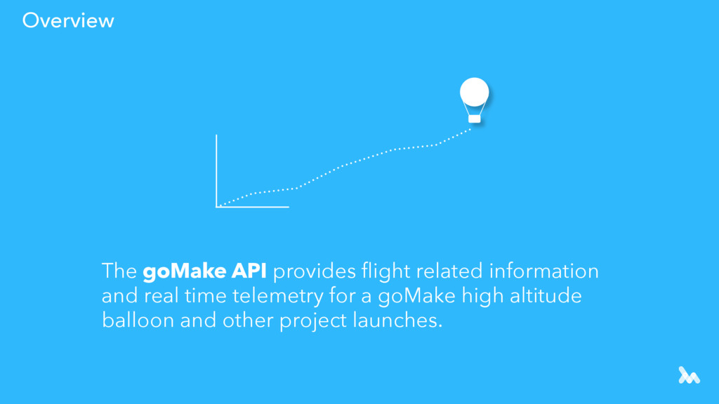 Overview The goMake API provides flight related ...