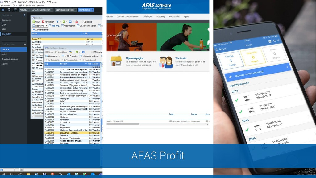 AFAS Profit