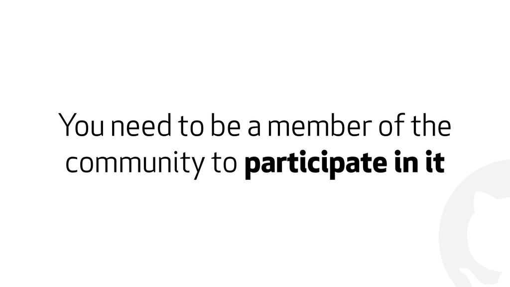 ! You need to be a member of the community to p...