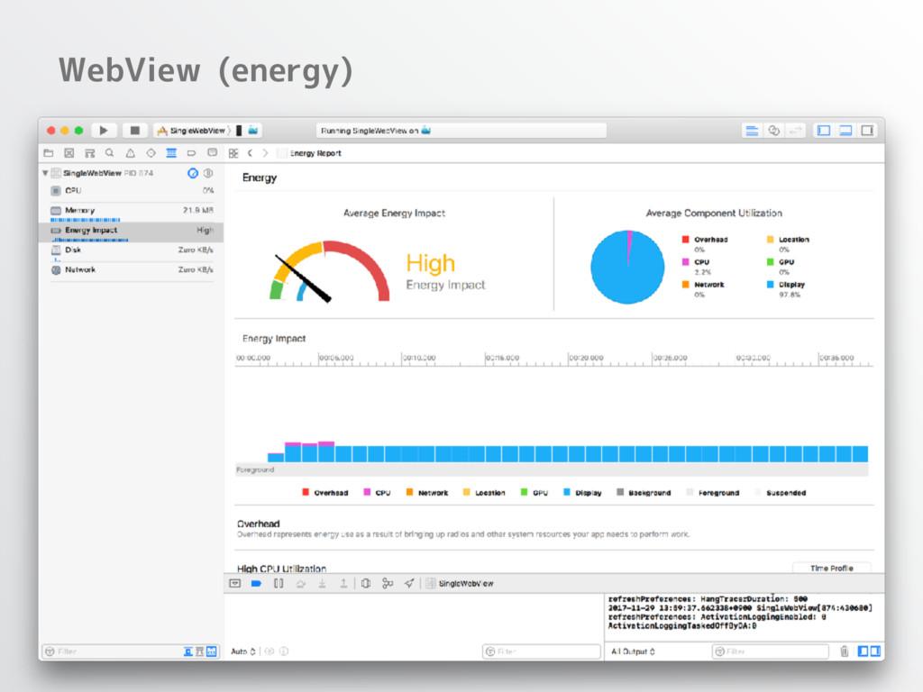 WebView (energy)