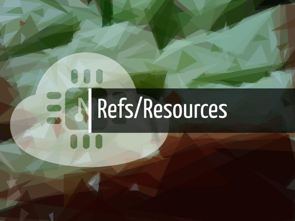 Refs/Resources 40 / 43