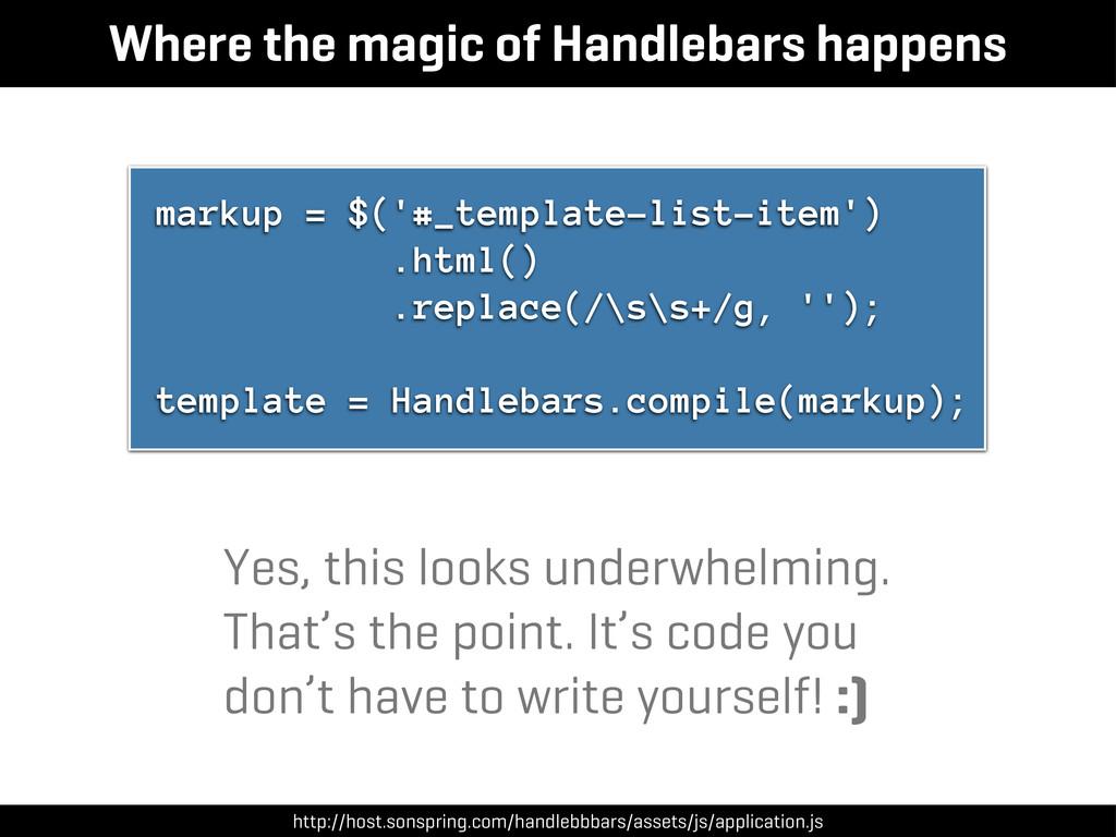 markup = $('#_template-list-item') .html() .rep...