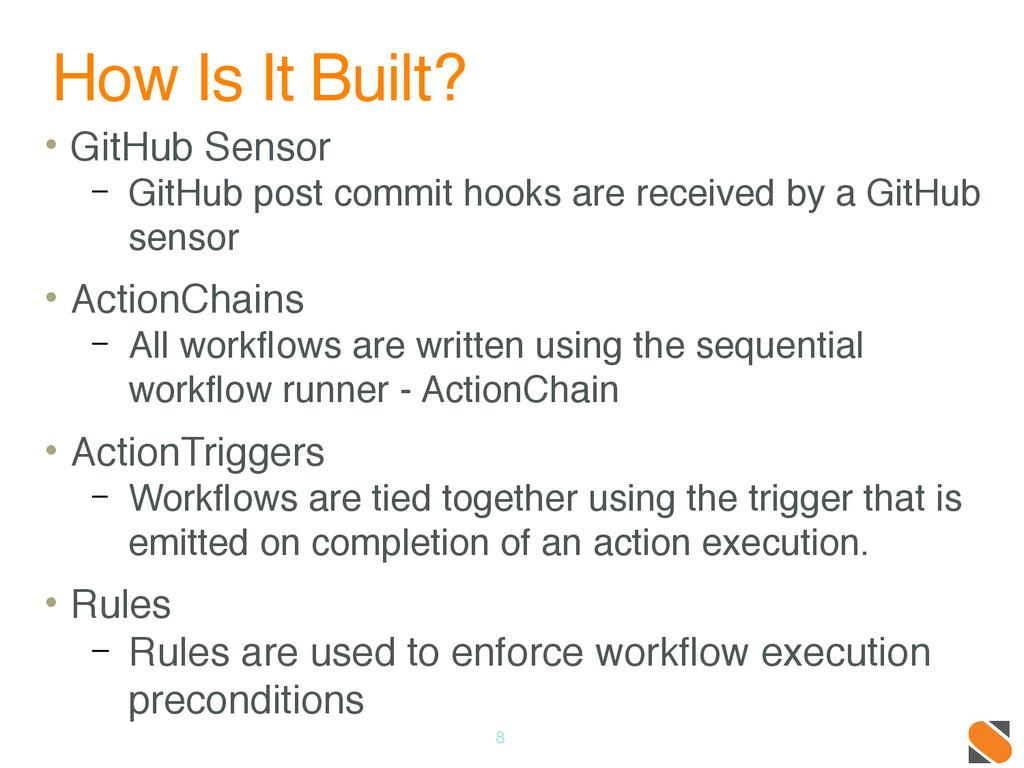 How Is It Built? • GitHub Sensor – GitHub post ...