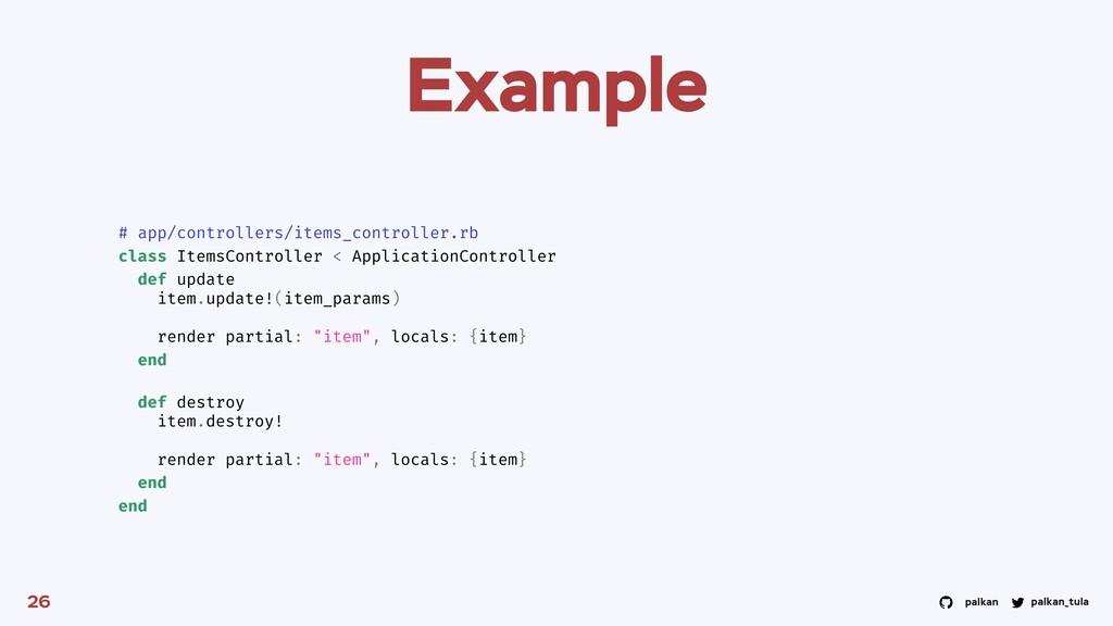 palkan_tula palkan Example 26 # app/controllers...